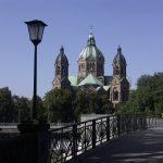 Munchen-Tyskland-city